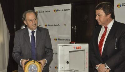Rossi y Puricelli juraron como ministros de Defensa y Seguridad